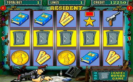 Игровой автомат Resident играть бесплатно - Игровые автоматы.