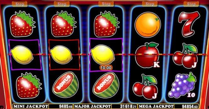 Игровые автоматы онлайн бесплатно ягодки Rorarealmo1611's Blog