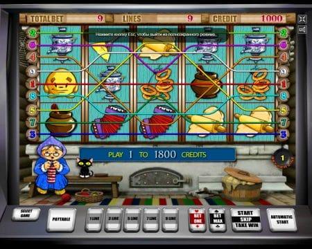 Игровые автоматы Базар играть бесплатно